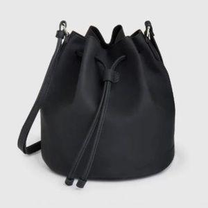 NEW Keep Pursuing Olivia Bucket Drawstring Bag